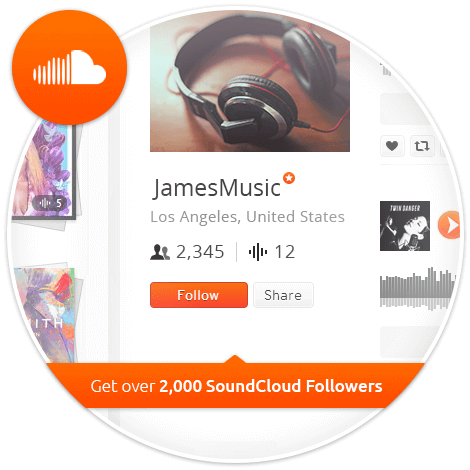 how to get more soundcloud followers