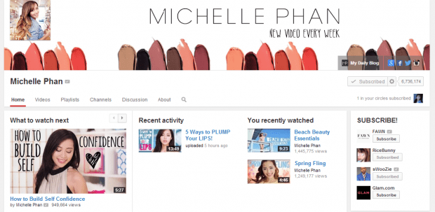 michelle-phan-youtube-channel