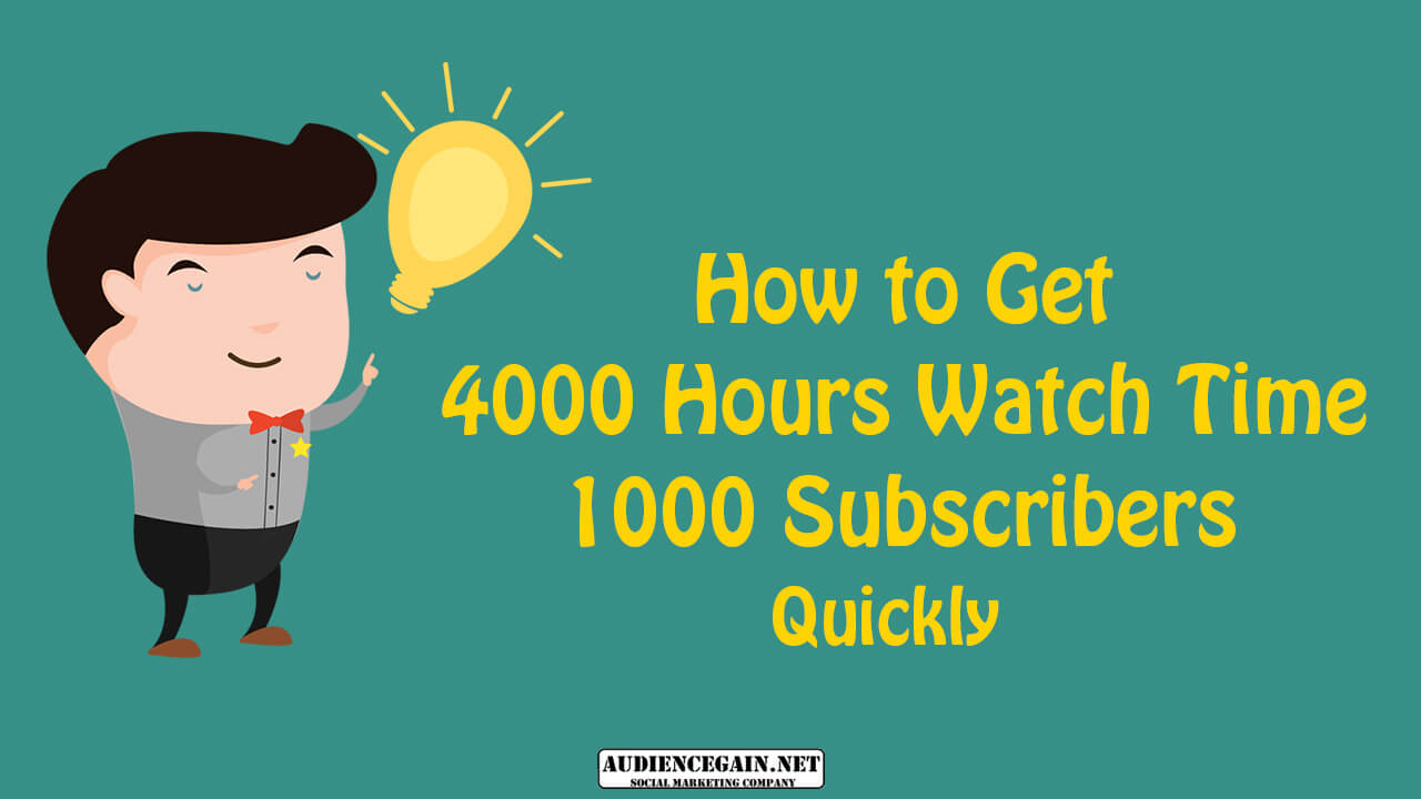 how-to-get-4000-hours-of-watch-time