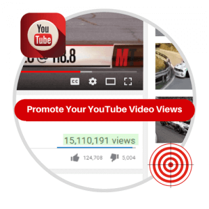 Promote Your YouTube Video Views