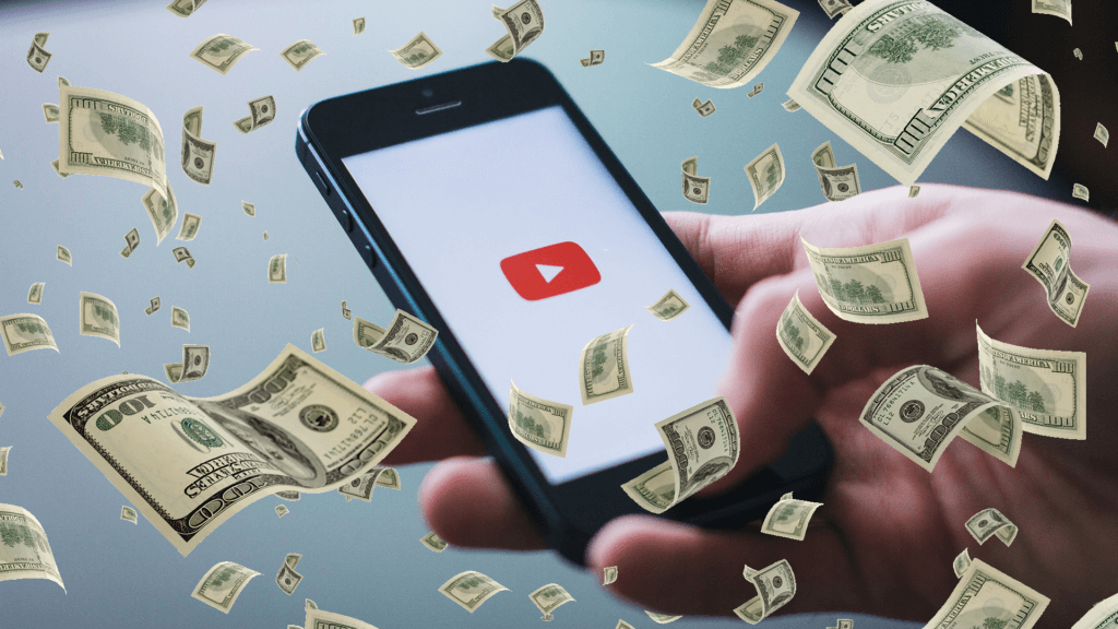 AudienceGain will help you earn much money from YouTube