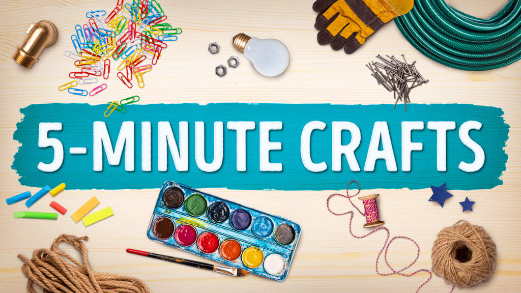 5-Minute Craft (70,6 million subscribers)