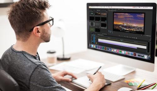 AudienceGain recruit video editor