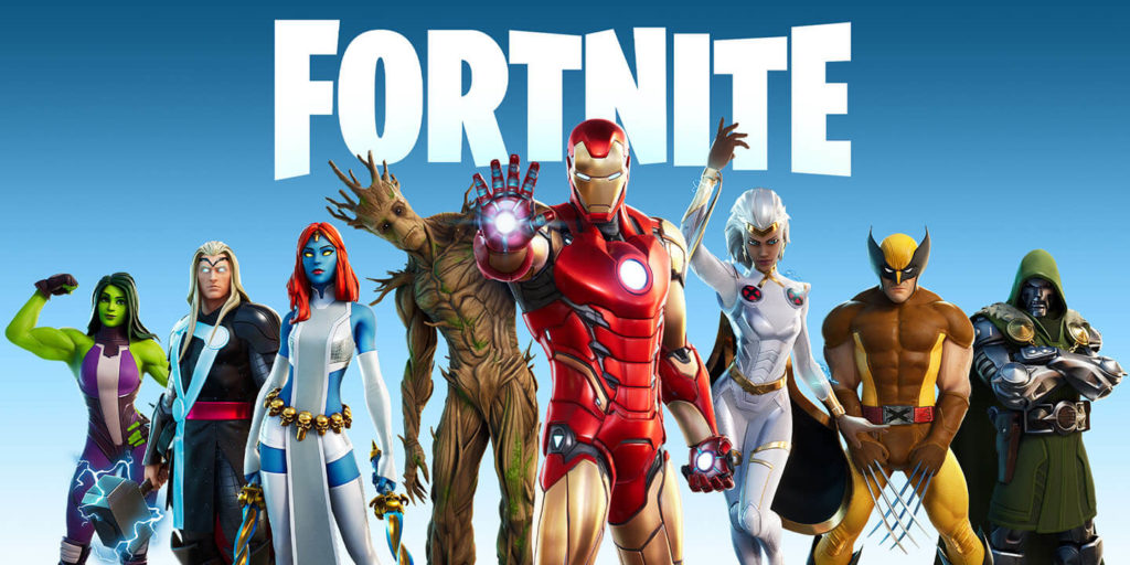 Fortnite - Make Money by playing Video Games