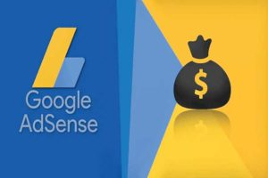 Google Adsense account