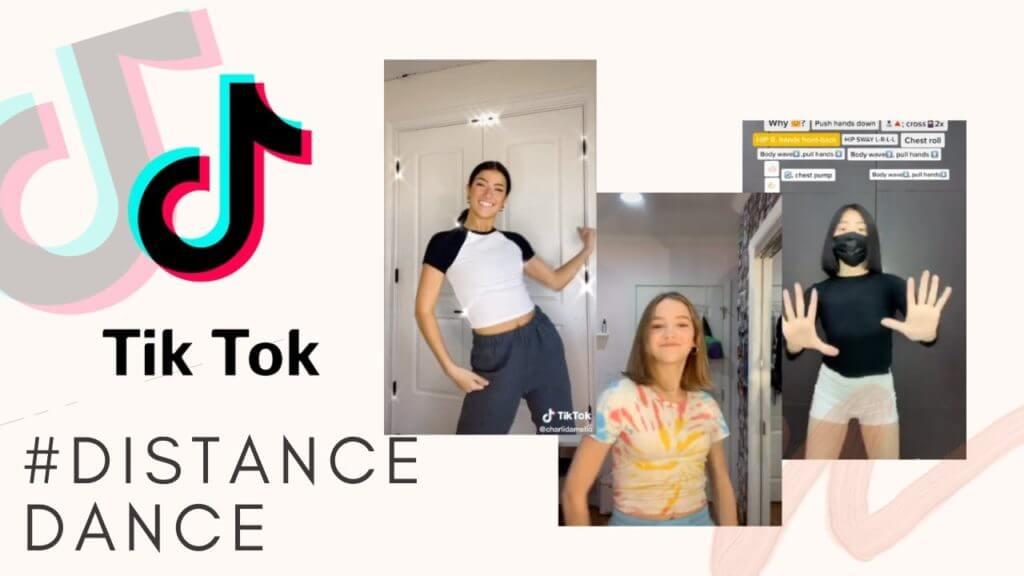 distance dance