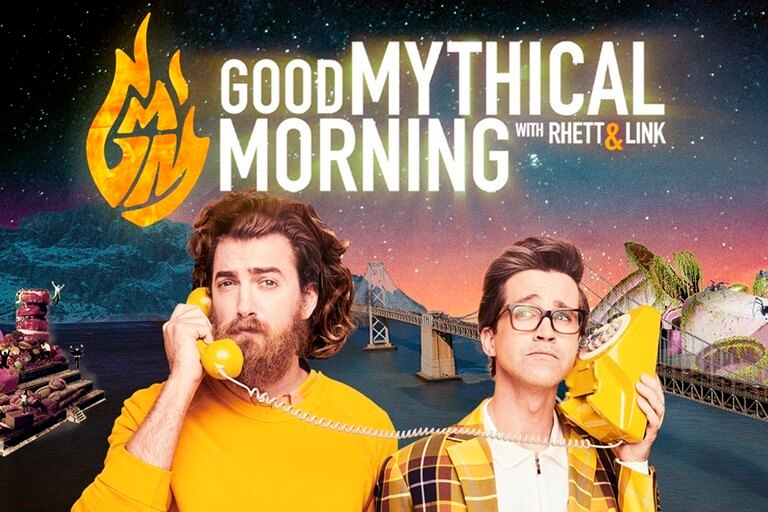 The Good Mythical Morning and the expansion