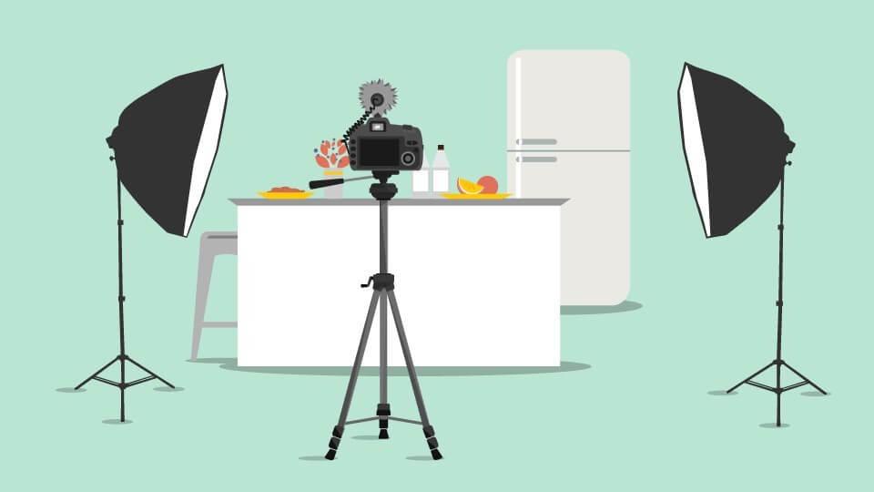 The-basic-setup-of-vlogging-equipment-for-beginners