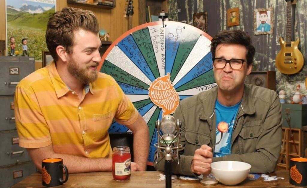 The expansion of Rhett and Link