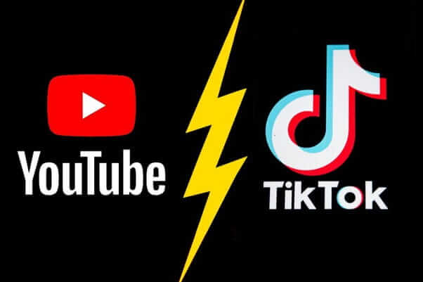 TikTok's-competition-against-Youtube