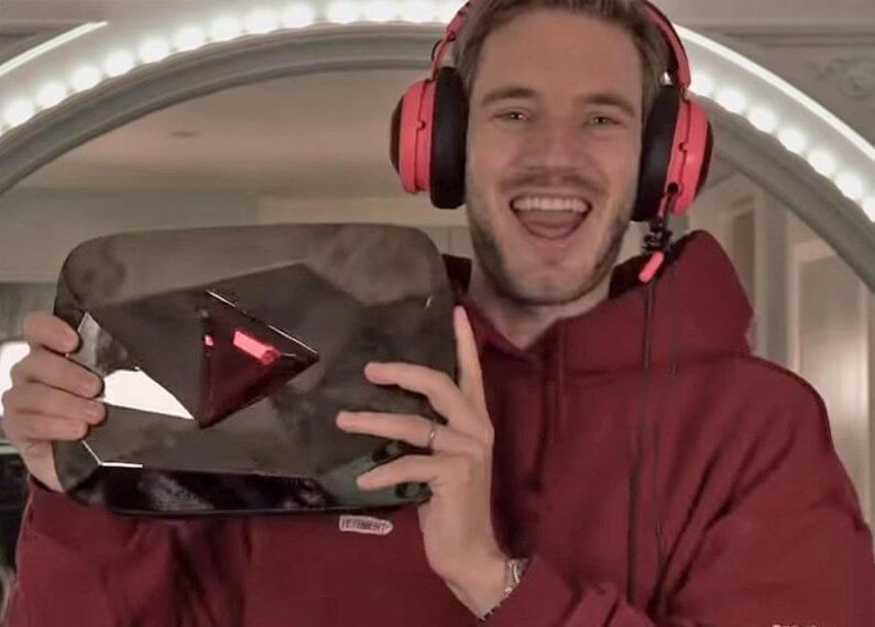What-has-PewDiePie-achieved?