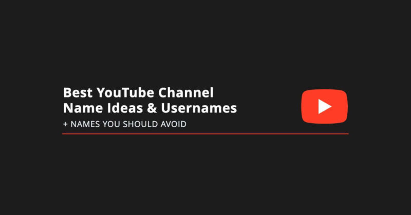 change youtube channel name