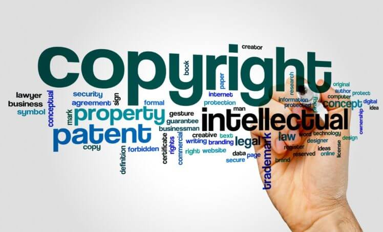 Copyrighted-materials