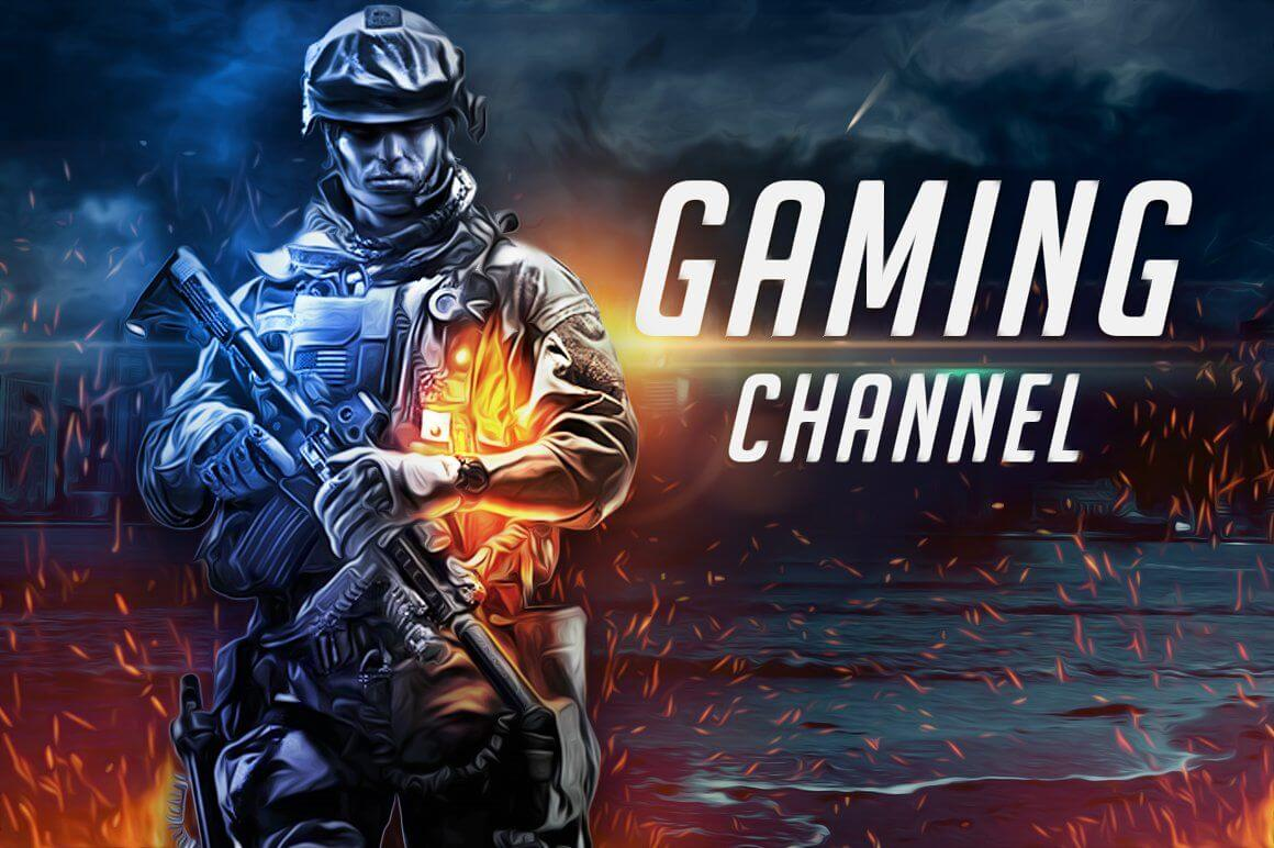 Video-promotion-gaming-channel