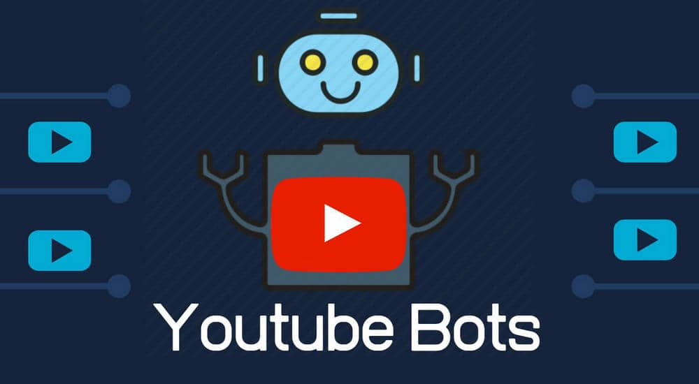 Youtube-bots-and-proxies
