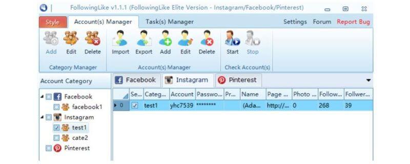 FollowingLike-easy-to-function