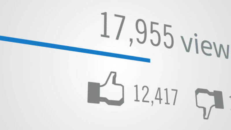 Likes-to-views-ratio