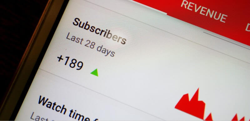 Limitations with Real-Time subscriber count