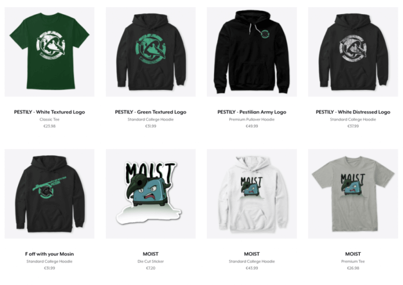Merchandise-Other-Way-To-Make-Money-with-Twitch-followers
