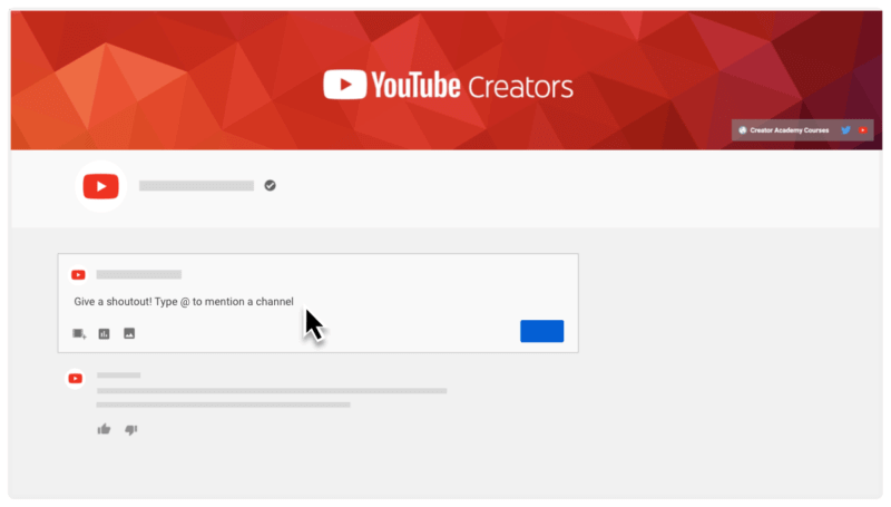 What-is-Youtube-Community-Tab