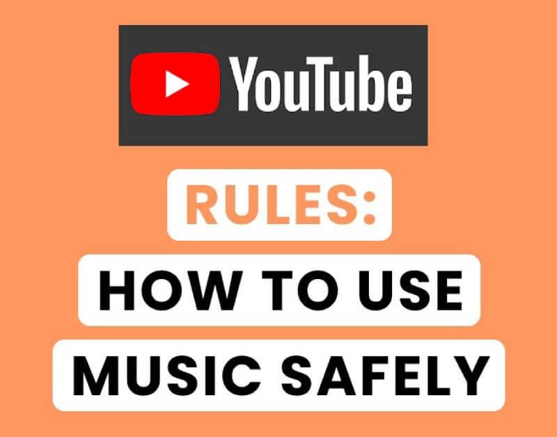 YouTube 저작권 음악