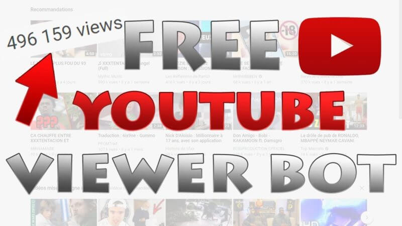 youtube-bot-view