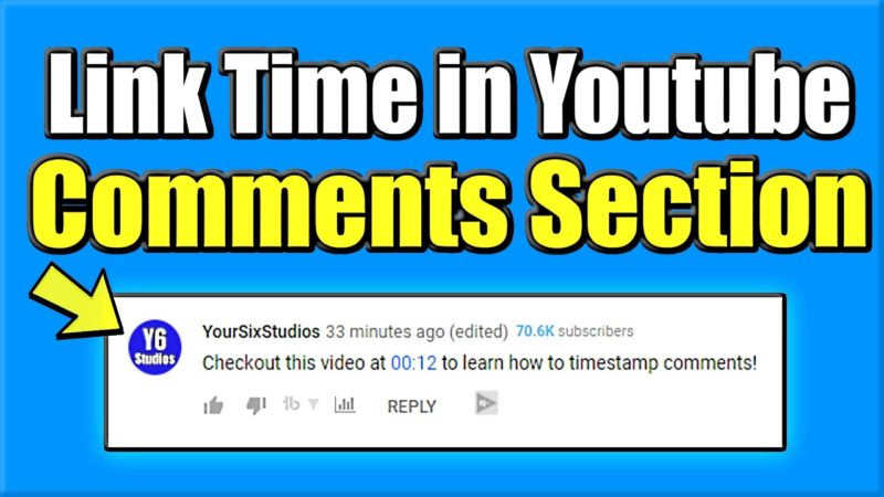 youtube-timestamp-comment