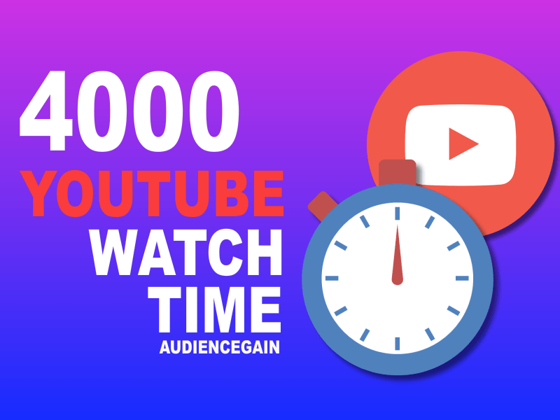 4000-watch-hours-on-YouTube-audiencegain