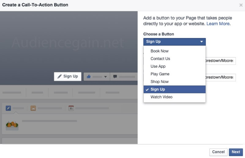 Create-a-Call-to-Action-Button-on-your-Facebook-page-for-business
