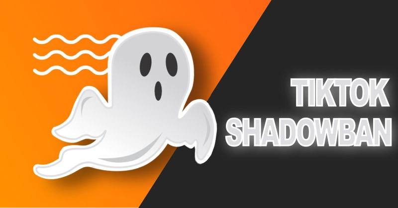 TikTok-shadowban