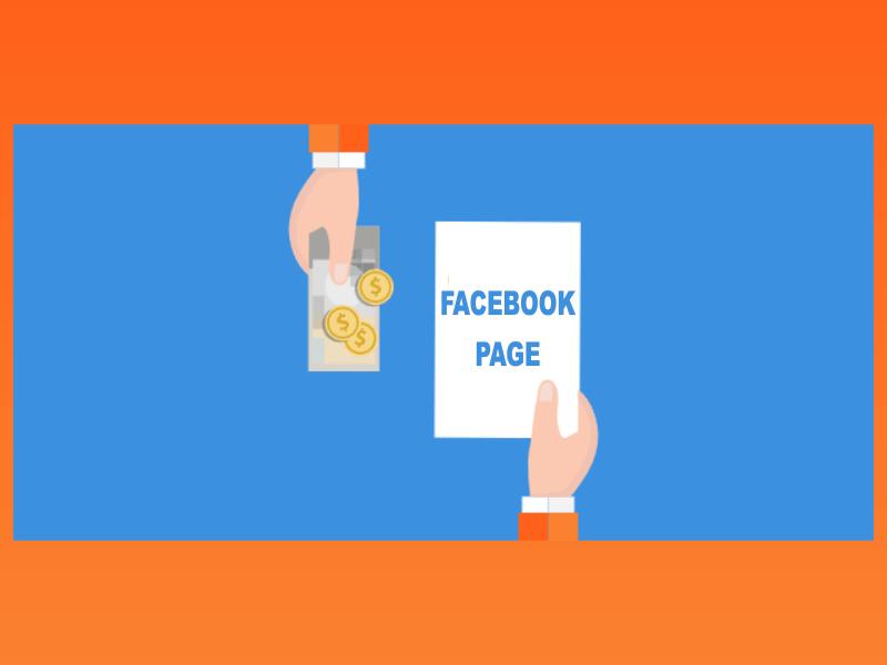 покупка страницы facebookgain