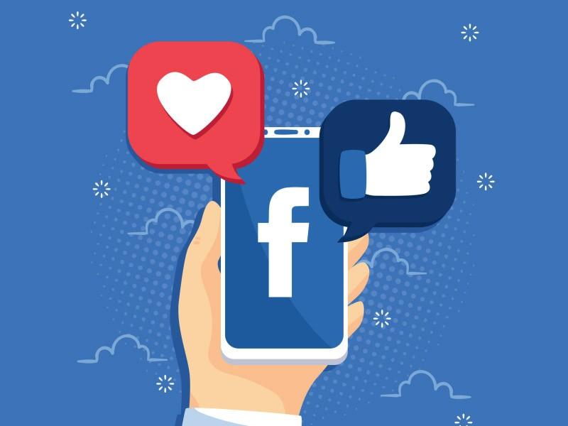 купить страницу facebook с лайками аудитории
